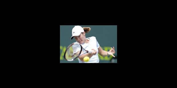 Henin passe, Clijsters casse... - La Libre