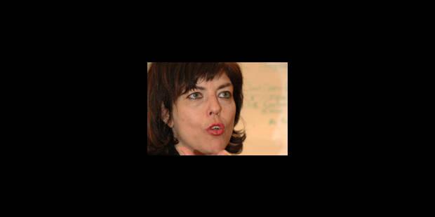 """Milquet: """"Ne pas diaboliser Leterme"""" - La Libre"""