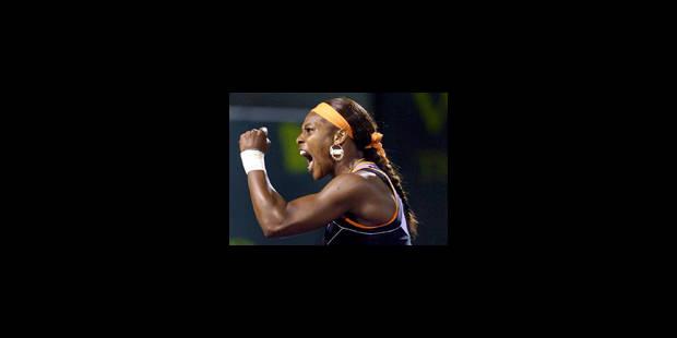 Justine - Serena, la guerre des étoiles - La Libre