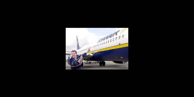 Ryanair défie les grandes compagnies - La Libre