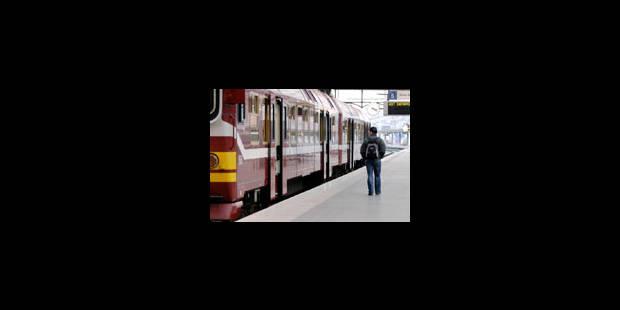 Lundi noir sur le rail belge - La Libre