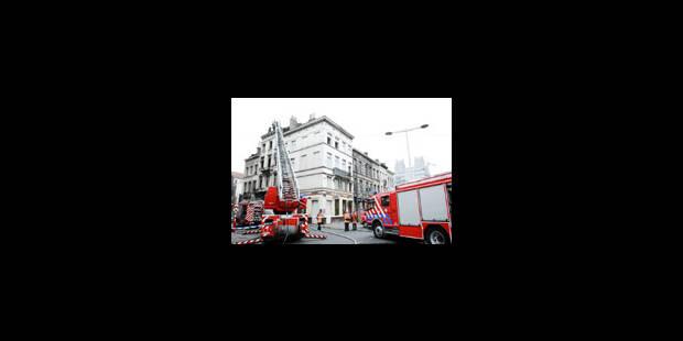 Un dramatique incendie tue deux personnes - La Libre