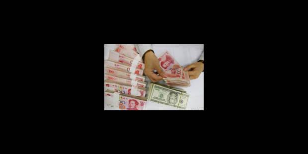 La Chine veut réduire son excédent - La Libre