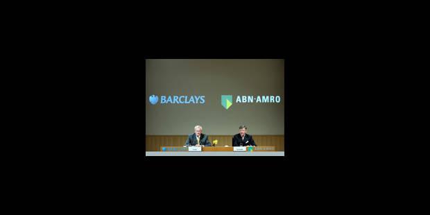 Barclays veut s'emparer d'ABN AMRO