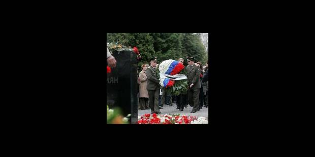 """""""Il faut cesser les voeux pieux"""" avec la Russie - La Libre"""