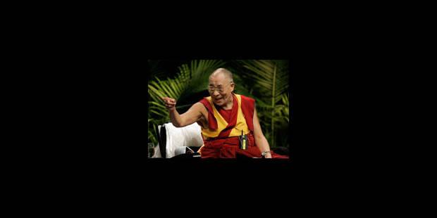 Le Dalaï Lama et la Belgique : un problème de cohérence... - La Libre