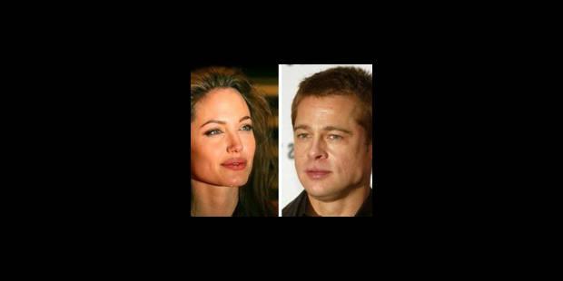 Angelina Jolie et Brad Pitt déchaînent les paparazzi à Prague - La Libre