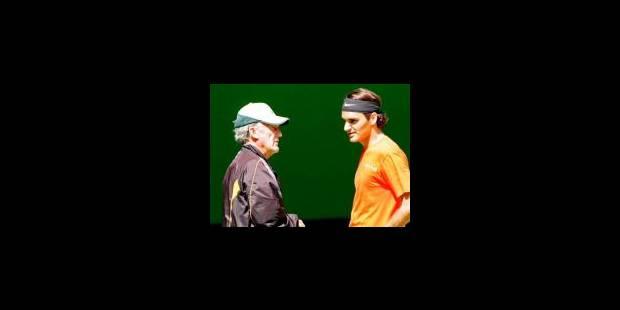 Federer sans entraîneur - La Libre
