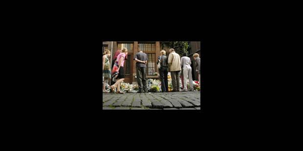 1er anniversaire du raid mortel de Hans Van Themsche à Anvers - La Libre