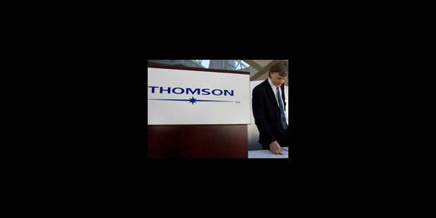 Reuters racheté par Thomson - La Libre