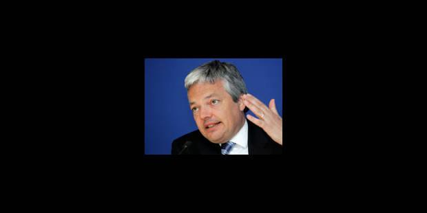 Reynders prône 4 milliards de baisses fiscales - La Libre