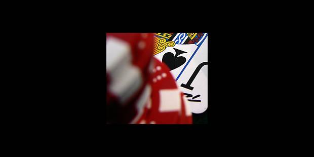 Le poker cartonne en Wallonie - La Libre