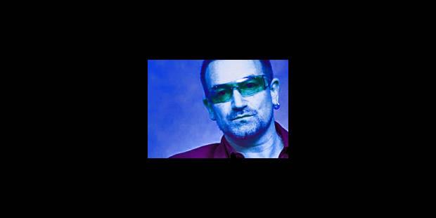 Bono à l'écran et sur la scène - La Libre