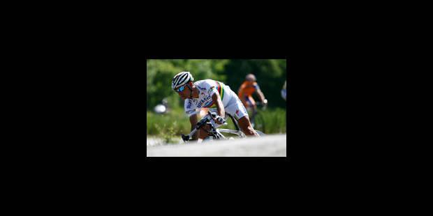 Arvesen se joue de Bettini au sprint - La Libre