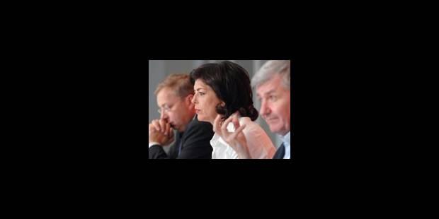 Le cdH veut un 3e partenaire - La Libre