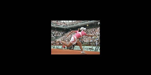 Henin, à la manière de Federer - La Libre