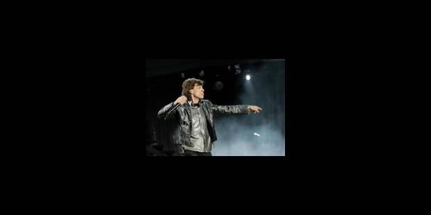 Les Rolling Stones avec panache - La Libre