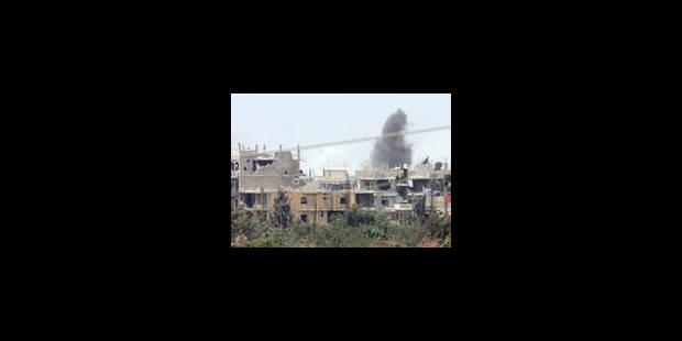 Le spectre du terrorisme sunnite - La Libre