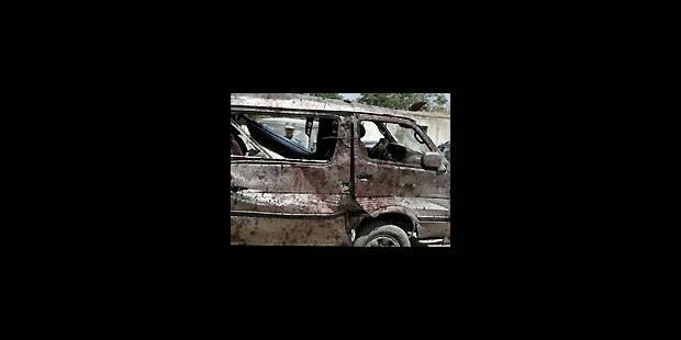Kaboul encore frappée par un attentat - La Libre
