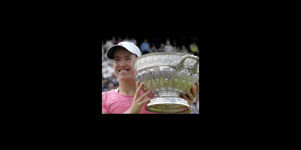 Justine, au suivant... Wimbledon?