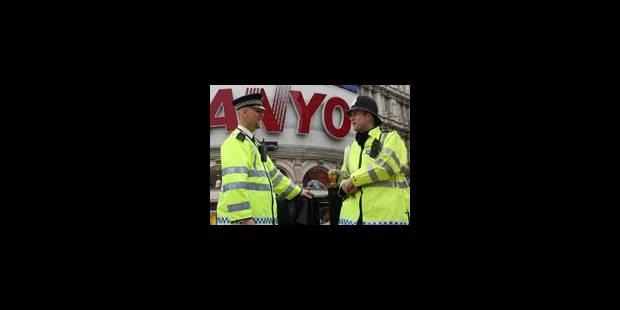 Alerte maximale à Londres - La Libre