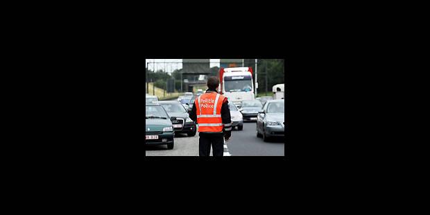 Nouvel embouteillage monstre - La Libre