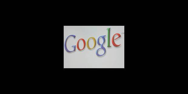 Google fait la cour aux annonceurs belges - La Libre
