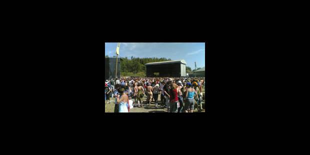 Dour Festival pour la première fois complet avant l'événement - La Libre