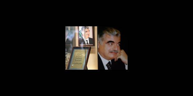 Hariri : cinq mois pour faire la vérité - La Libre
