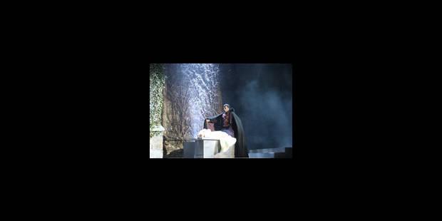 Un gentil Dracula à Villers - La Libre
