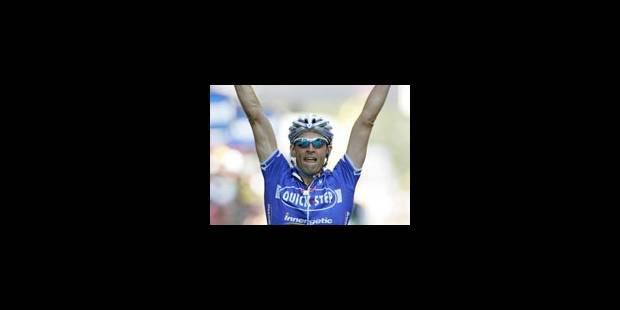 Cédric Vasseur gagne puis s'en va ! - La Libre