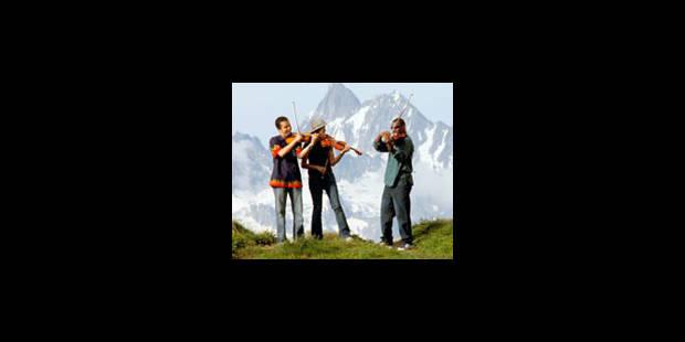 Rendez-vous planétaire dans les Alpes - La Libre