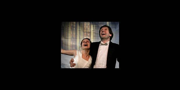 Hansel et Gretel explorent Avignon - La Libre