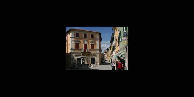 Musique sur les crêtes de Toscane - La Libre