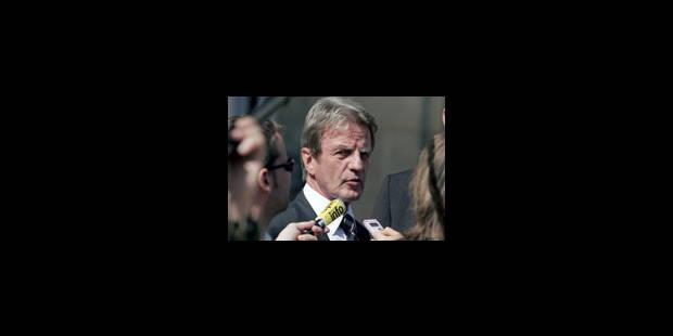 La conversion de Kouchner - La Libre