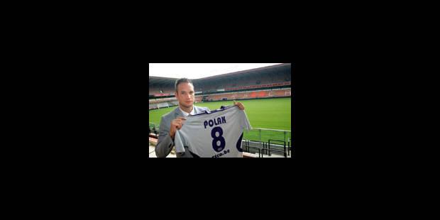 Le Tchèque Jan Polak pour 4 ans à Anderlecht - La Libre