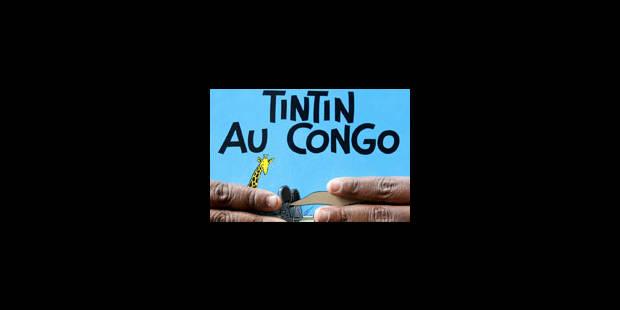 "Un Congolais porte plainte contre ""Tintin au Congo"""