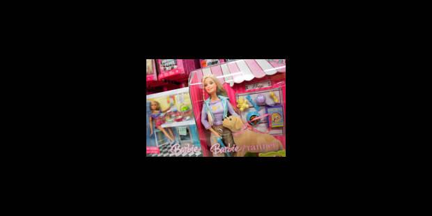 Barbie et Batman rentrent au bercail