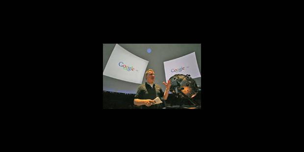 Lancement de Sky dans Google Earth