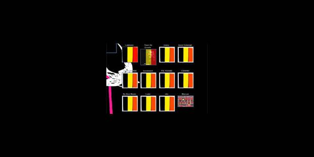 La scène musicale belge appelle à l'union noir jaune rouge - La Libre