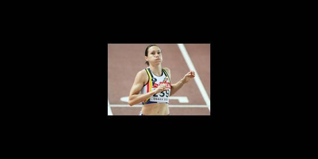 Kim Gevaert demi-finaliste - La Libre