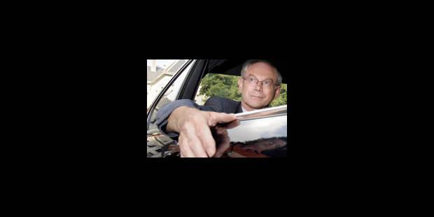 Van Rompuy ne voudrait-il pas de l'orange bleue?