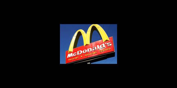 """La super frite de """"McDo"""" - La Libre"""