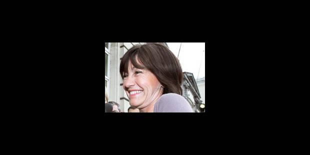 Laurette Onkelinx en prison... pour suivre une formation - La Libre