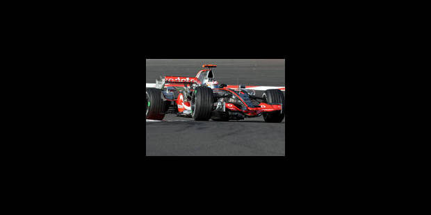 Alonso imperturbable et rapide - La Libre