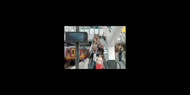 Plusieurs plaintes contre une publicité de la SNCB - La Libre