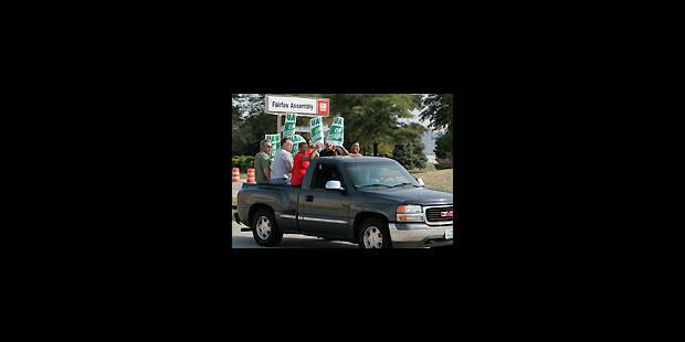 73.000 employés de General Motors en grève - La Libre