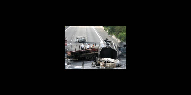 Sécurité routière : le réveil wallon ? - La Libre