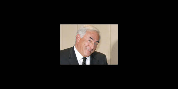 Strauss-Kahn à la tête du FMI - La Libre