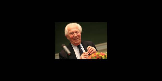 Les 90 ans du Prix Nobel belge de médecine